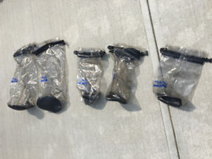 Five Sea Line Dry Bags - 30L, 10L and 5L