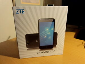 ZTE Grandx2 Android cell phone. 16GB, Dual Camera. O.B.O.
