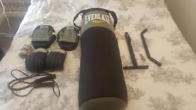 Everlast 3ft punch bag never used boxing bag