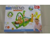 Good Friend Baby Play Mat Music & Sound Forest Gym Gift BRAND NEW BOXED UP