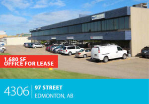 Newer 1680 sq ft Office Space for Sub-Lease 2nd floor