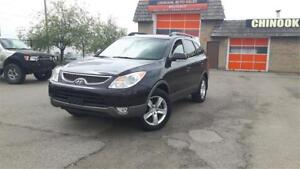 2008 Hyundai Veracruz GLS 7psg.Leather,Sunroof 6m. Warranty incl