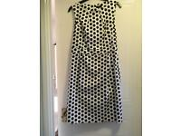 Size 12 polkadot dress £5