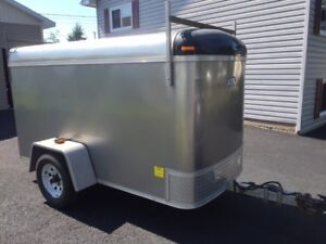 4 x 8 Cargo trailer in Great Condition!  NEW PRICE!!