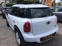 2011 MINI Countryman 1.6 Cooper D (Chili pack) ALL4 5dr