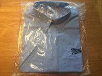 Original authentic Morgan Motors formal shirt