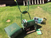 Wanted - Old Atco Battery Powered Cylinder Mower