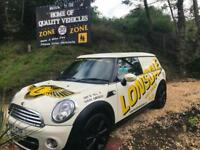 2014 14 MINI Mini Clubvan 1.6TD ( 112bhp )JOHN COOPER D / / AIR-CON / ALLOYS
