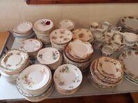 Vintage crockery