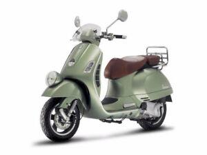 Vespa GTV limited edition