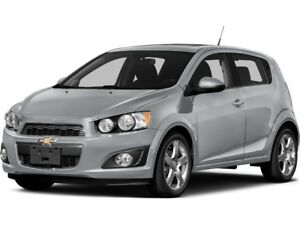 2014 Chevrolet Sonic LS Manual