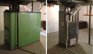 FREE HEATING EQUIPMENT CONVERSIONs - (ELECTRIC/OIL TO GAS)