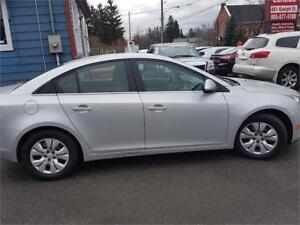 2014 Chevrolet Cruze LT  CarLoans Available  For Any Credit