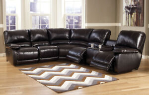 Ashley Furniture Capote 4 Pc Power Reclining Sectional