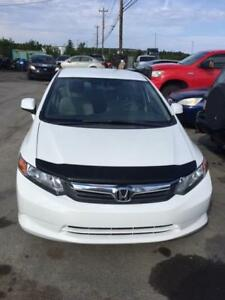 2012 Honda Civic Sdn DX