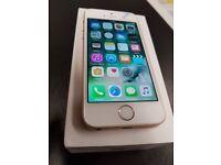 iPhone SE UNLOCKED 16GB GOLD BOXED APPLE WARRANTY 2018