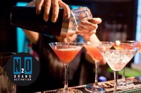 Mixologist needed in Gloucester on the 12th of August | £15.50 per hour | Travel expenses supported