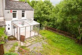 FOR RENT! A unique, newly renovated 2-bedroom cottage in Wind street, Blaenllechau £475 PCM.