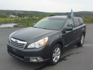 2011 Subaru Outback 2.5 L LTD CUIR GPS ETC WOW