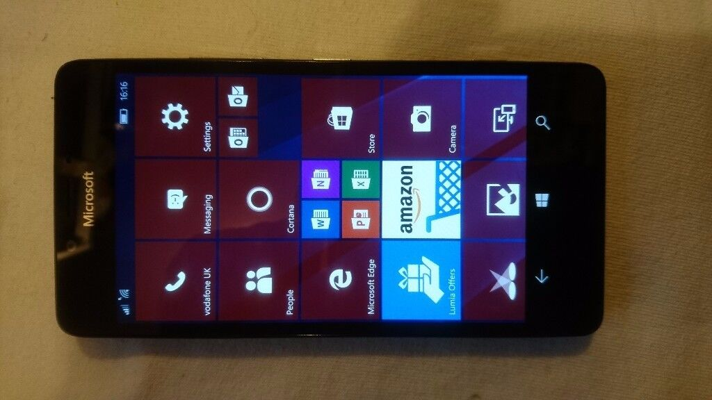 Microsoft Lumia 950 32GB Vodafonein Stanmore, LondonGumtree - Microsoft Lumia 950 32GB Vodafone . Good condition .Comes with charger and led . Very good working condition