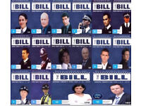 The Bill Series 17 - 26 On Hard Drive