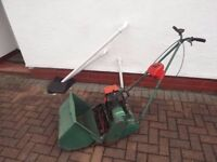 suffolk lawn mower