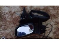 Pair of wing mirrors