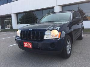*CHEAP*CLEAN*2005 Jeep Grand Cherokee Laredo SUV, Crossover