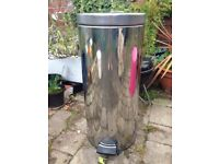Large Brabantia kitchen bin