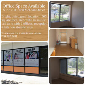 Office Space Available