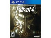 Fallout 4 (PS4) - Brand New