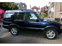 landrover discovery 2 td5 2004 immaculate