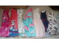 Girls dresses aged 4 to 5