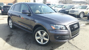 2010 Audi Q5 , AWD , PREMIUM PLUS , call (403)875-5754