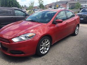 2013 Dodge Dart 38,000kms