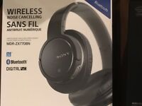 SONY MDR-ZX770BN WIRELESS NOISE CANCELLING (NEW&SEALED)