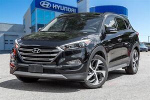 2017 Hyundai Tucson SE 1.6, PANO ROOF, LEATHER