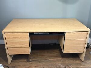 Large Sturdy Executive Desk