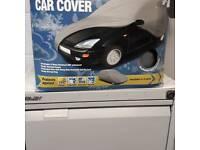 Maypole car cover