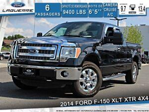2014 Ford F-150 XLT XTR**4X4*CAMERA*CRUISE*A/C**