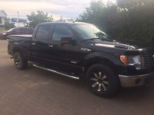 2011 Ford 150 4x4