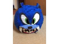Cosplay outfit Sonic the Werehog
