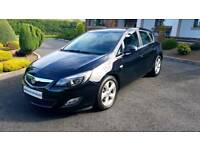 2011 VAUXHALL ASTRA 1.7 SRI CDTI...ONLY 49000 MILES...FINANCE THIS CAR FROM £33 PER WEEK...