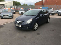 2009 VAUXHALL CORSA 1.4i 16v SXi 5 DOOR 85000 MILES WARRANTED WITH S/H