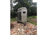 Ifor Williams 505 horse Trailler