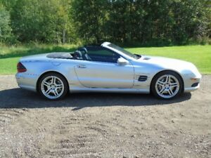 2004 Mercedes-Benz SL-55 5.4L AMG Coupe