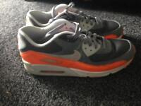 Men's trainers 4 pair size 10