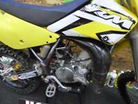 Suzuki RM 85 Big wheel Motocross bike