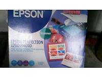 Epsom perfection photo scanner 1250