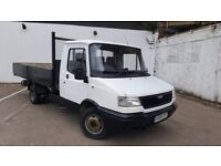 2006 LDV Convoy 2.4 TD Drop Side Flatbed Pick Up Pickup Dropside Flat Bed Truck Not Tipper Transit